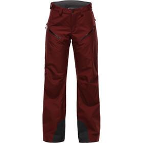 Haglöfs Khione Pants Dame Maroon Red